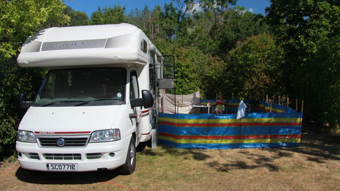 Voyage en famille au Maroc avec le camping-car