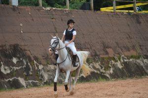 pratiquer l'equitation