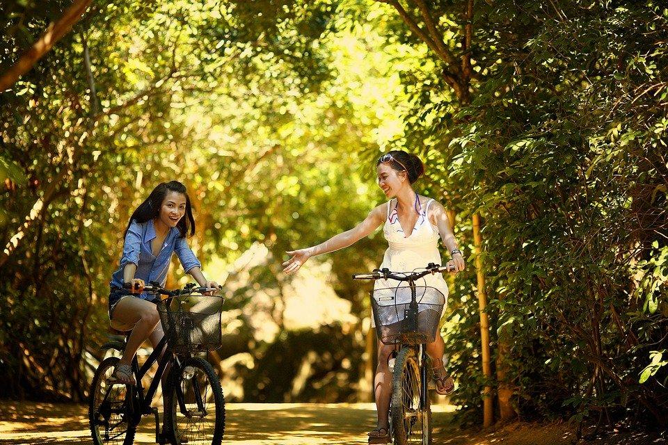 Et si on partait en vacances à bord d'un vélo électrique, cette année?