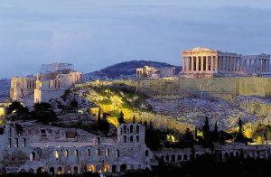 voyage en grece